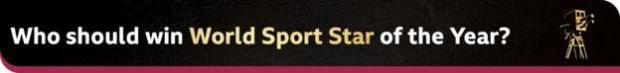 World Sport Star banner