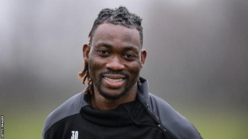 Ghana winger Christian Atsu