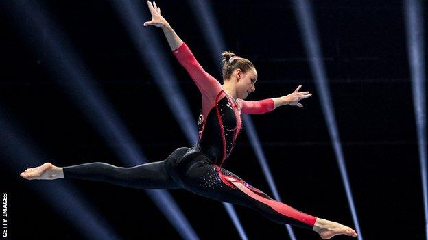 'It's for gymnasts who don't feel safe'