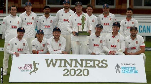 Essex Bob Willis Trophy