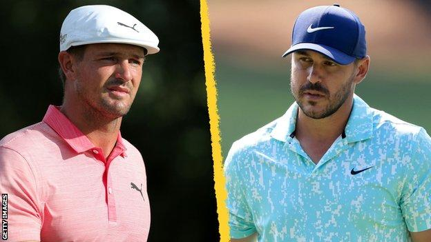 , US rivals DeChambeau & Koepka unlikely to play together at Ryder Cup, The Evepost BBC News