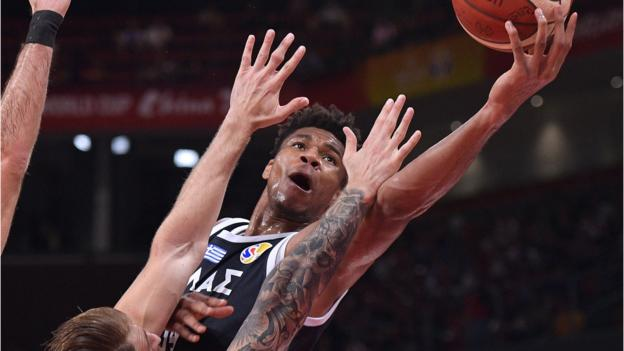 108671584 giannis antetokounmpo - Greece call for officials to be banned after World Cup exit