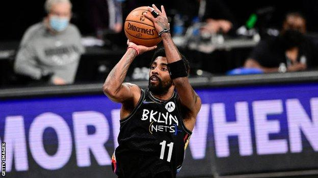 , Brooklyn Nets won't select Irving until he becomes a 'full participant', The Evepost BBC News