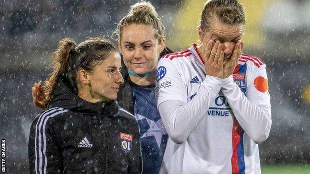 , 'I've been reliving it for 20 months' – why Ballon d'Or winner Hegerberg shed tears on return, The Evepost BBC News