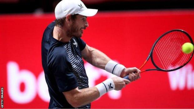 Andy Murray has won three and lost four of the seven matches he has played on the ATP Tour in 2020