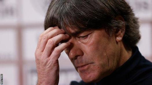 Germany manager Joachim Low