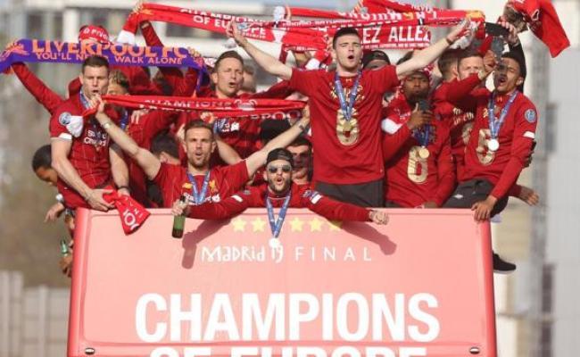 Liverpool In 2019 20 Seven Trophies On Offer For Jurgen