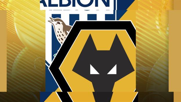 West Brom v Wolves