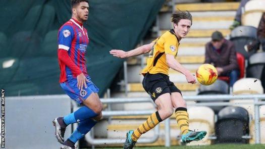 Newport County to keep Preston's Ben Davies for season ...