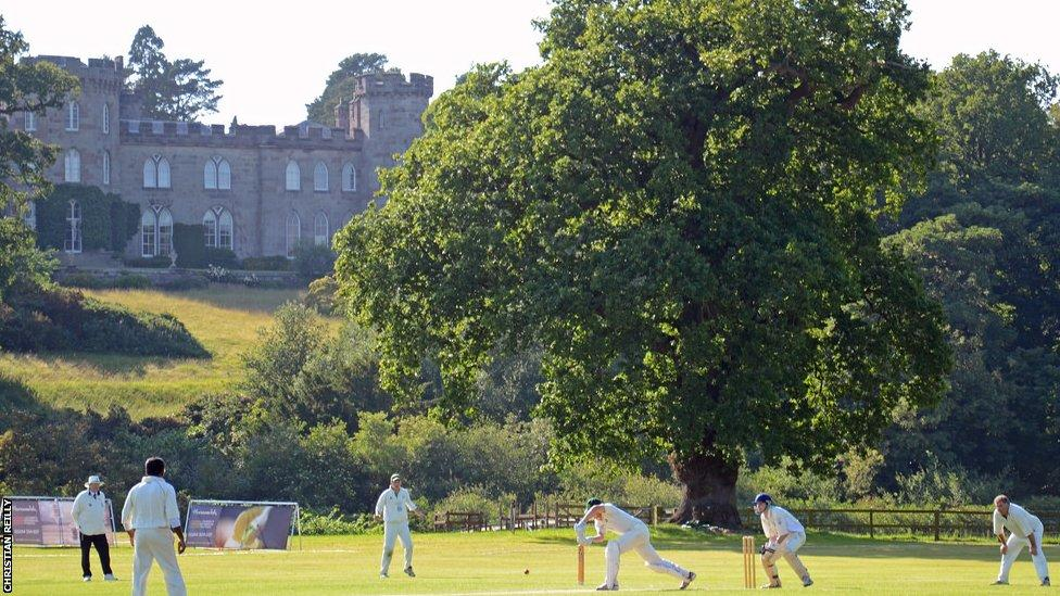Cholmondeley Cricket Club