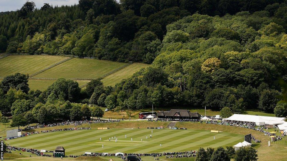 Wormsley Cricket Club