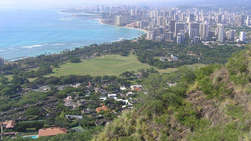 Kapi'olani Park, Honolulu