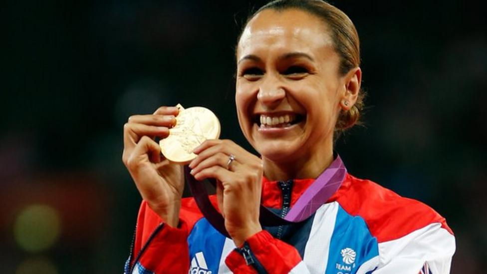 Image result for jess ennis olympics