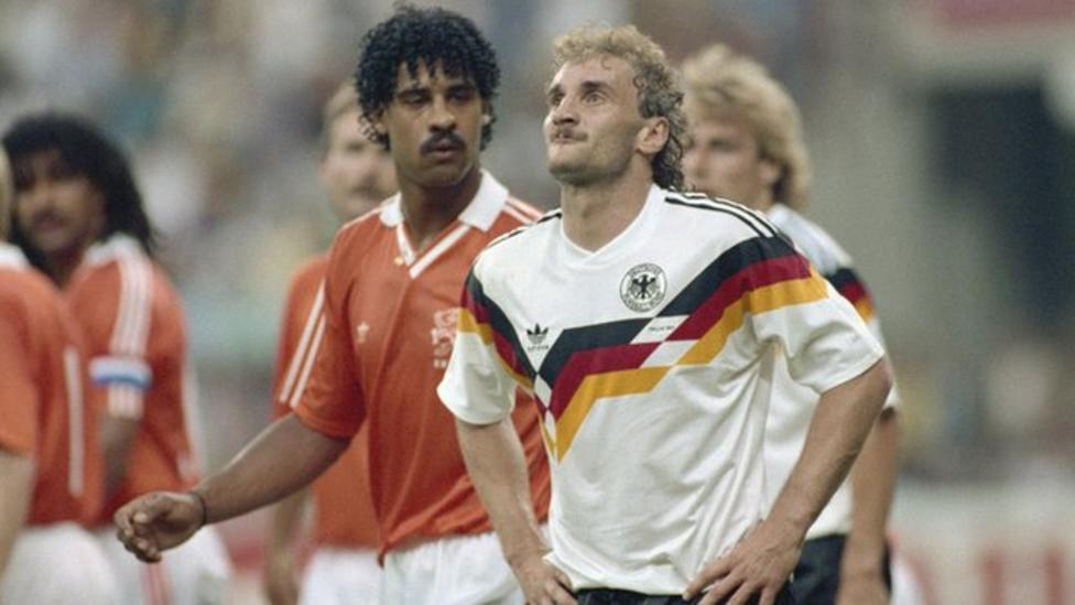 Image result for rijkaard voller
