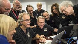 equipo de New Horizons