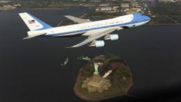 Avión presidencial EE.UU.