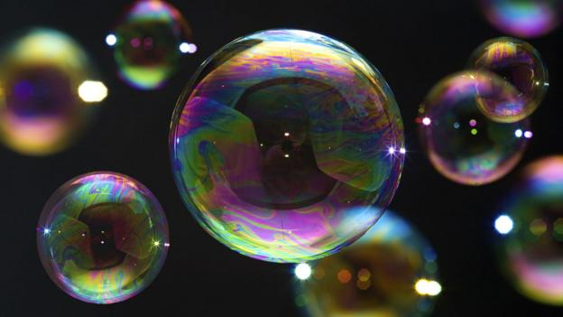 Image of bubbles.