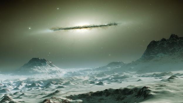 This is one strange universe we're living in (Credit: Detlev van Ravenswaay/SPL)