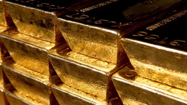 Transactions in gold total some £85 billion ($120 billion) per day (Credit: Credit: David Levenson/Alamy)