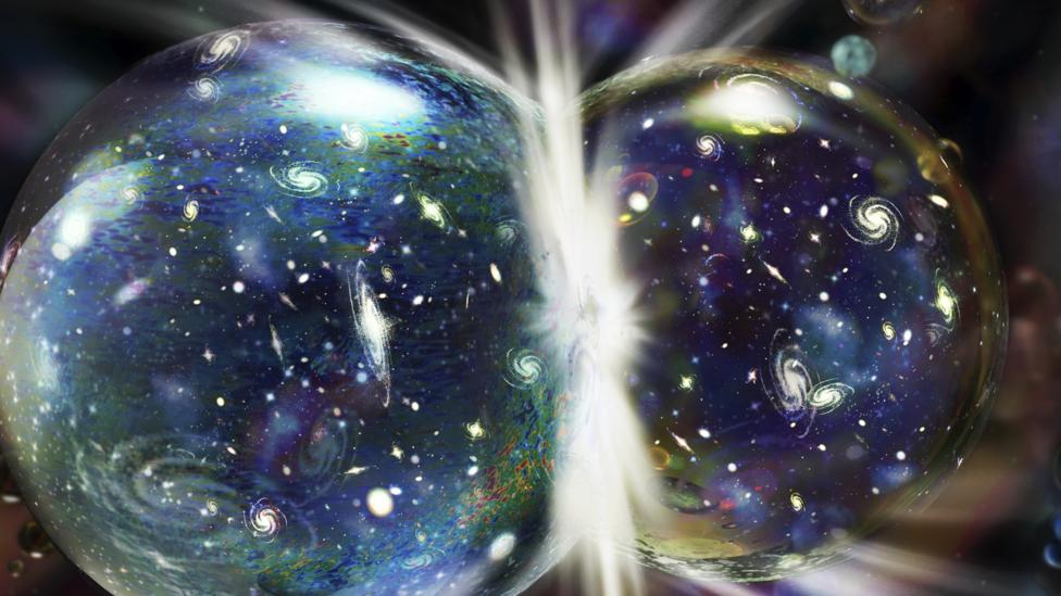 When universes collide (Credit: Nicolle R. Fuller/Science Photo Library)