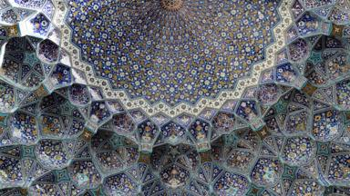Shah Mosque, Isfahan (Credit: Credit: Hossein Lohinejadian / Alamy Stock Photo)