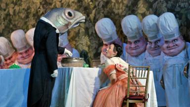 Hansel and Gretel, Met Opera