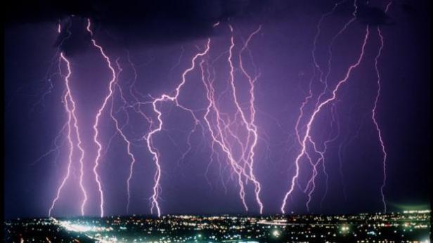 Image result for Western Venezuela's Never-Ending Light Storm