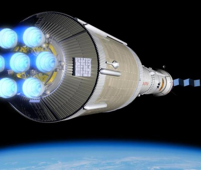 What Will Power Tomorrows Spacecraft Bbc Future