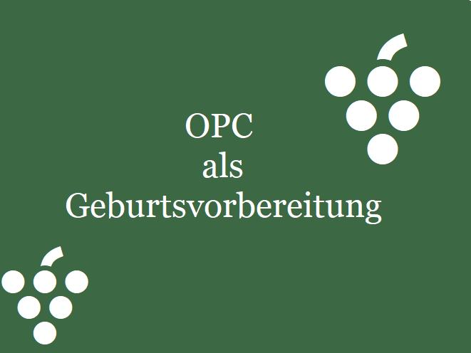 OPC als Geburtsvorbereitung
