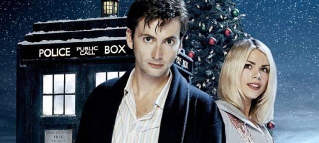 Especiales de Navidad de Doctor Who, clasificados