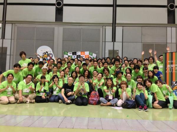 WordCamp2013 ワードキャンプ スタッフ ワードプレス WordPress