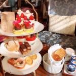 イチゴ探偵|ウェスティンホテル東京「ストロベリーアフタヌーンティー」でイチゴづくしのティータイム!