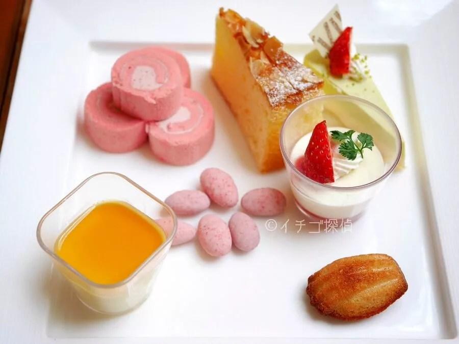 イチゴ探偵|浦安ブライトンホテル東京ベイでネオ・ビストロ・ビュッフェ!いちごスイーツやローストビーフを食べ放題!