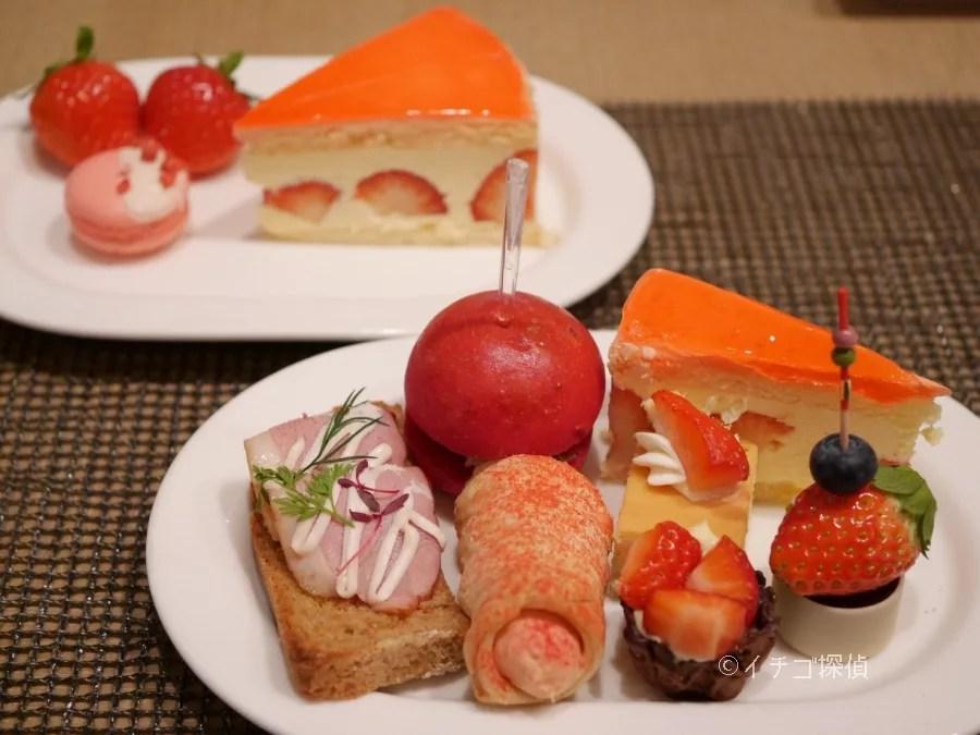 イチゴ探偵 注目はあまおうのフレジエ!「オトナ苺スイーツブッフェ」でコンラッド東京の艶やかなスイーツにうっとり!