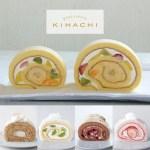 「パティスリー キハチ」のロールケーキ6種が阪急うめだ本店「阪急ケーキショー」に登場!なつおとめの商品も!