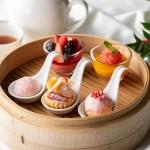 ストリングスホテル東京インターコンチネンタルの中国料理「チャイナシャドー」では、2019年3月31日(日)までの期間限定でイチゴのアフタヌーンティーセット「KEN~塤~」を提供します。「中華風イチゴ大福」や「エッグタルト イチゴミルフィーユ仕立て」など、中国料理店ならではのいちごスイーツが登場!セイボリーに「特製炙りチャーシューバーガー」も!