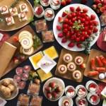 【ANAクラウンプラザホテル大阪】新品種いちご「いちごさん」を含むさがいちごフェア~オーダーブッフェ~
