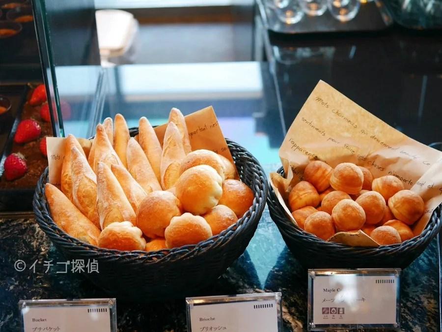 品川プリンス【TABLE 9 TOKYO】いちごスイーツブッフェ実食レポ!AWA LOUNGEに苺畑が!