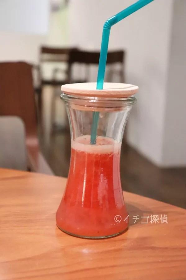 【アクアイグニス】TSUJIGUCHI FARMでいちご狩り!コンフィチュール アッシュの特製ソースで苺食べ放題!