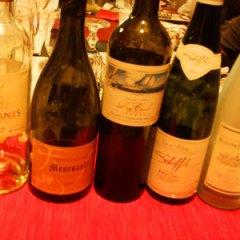 2008年 第1回ワイン会