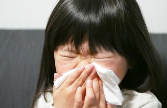 子供が鼻づまりや鼻水で苦しい時の治し方