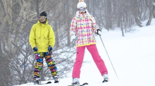 スキー場 人気ランキング ファミリー