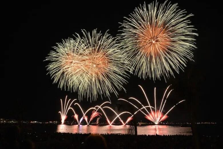 旭市いいおかYOU・遊フェスティバル海浜花火大会2019が開催!有料席あり!