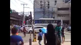 A 19-year old UST student committed suicide at Vito Cruz, Manila (October 25, 2013)