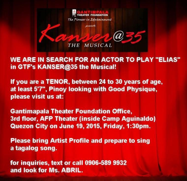 Philippine Auditions 19 June 2015