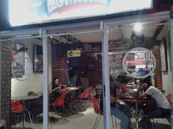 Cozy Coffee Shop in Manila