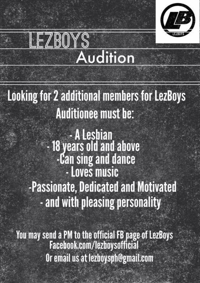 Philippine Auditions 6 August 2015