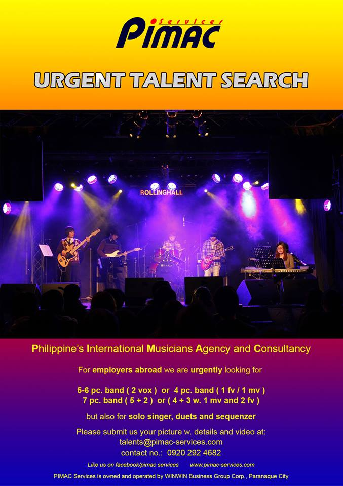 Philippine Auditions 8 August 2015