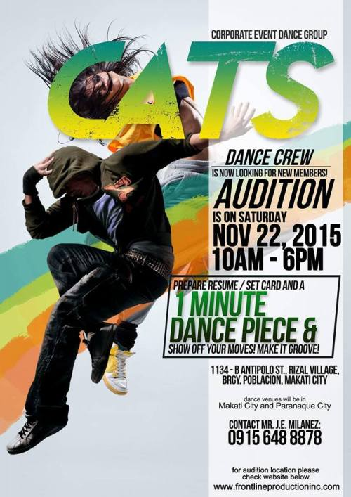 Philippine Auditions 6 November 2015