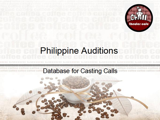 Philippine Auditions 24 November 2015